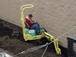 Yanmar-Ultra-Mini-Excavator-Digging